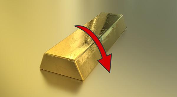 الذهب يؤكد الهبوط بكسر مستوى 1484 لمرحلة هبوط جديدة