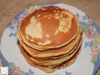 American pancakes reteta,