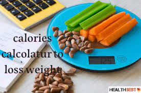 Calories calculator to Loss weight