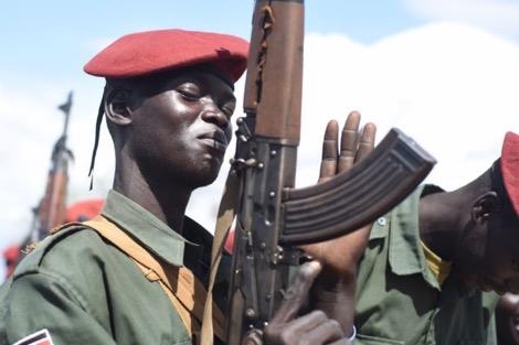 مقتل 40 مدنيا في هجوم مسلح بجنوب السودان