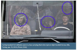 """Turkey will soon besiege Afrin as new phase of Invasion/""""Operation"""" Olive Branch begins"""