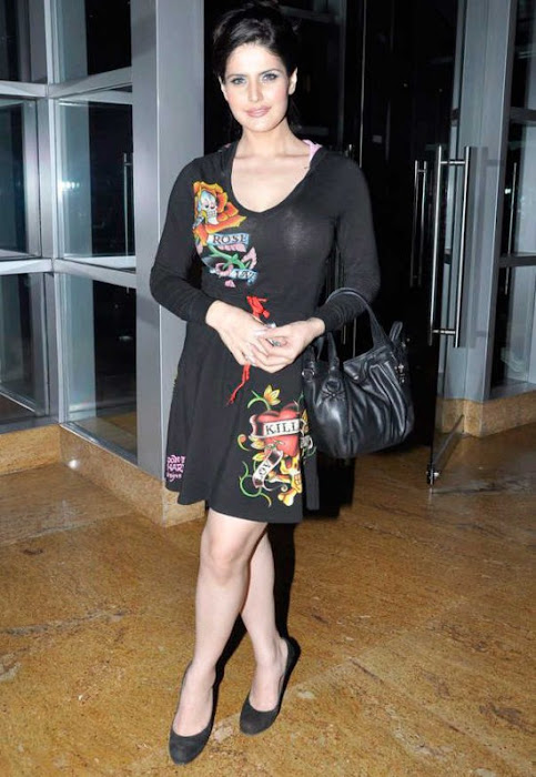 zarine khan - bollywood new photo gallery
