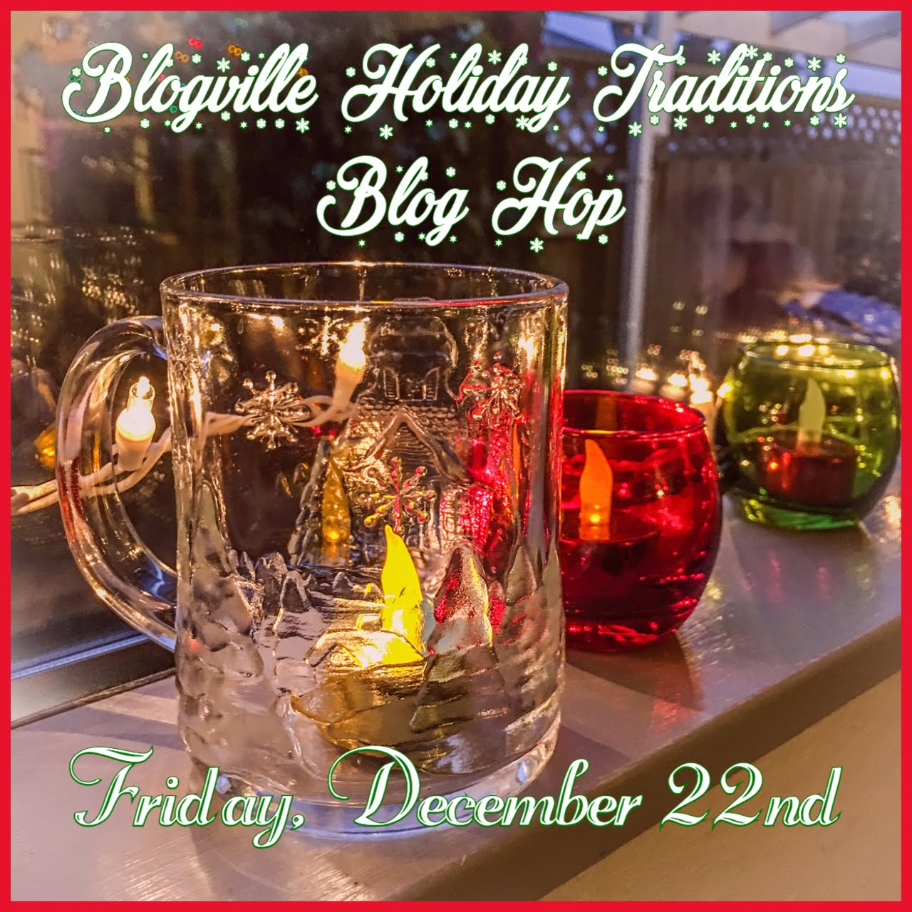 Holiday Traditions Blog Hop
