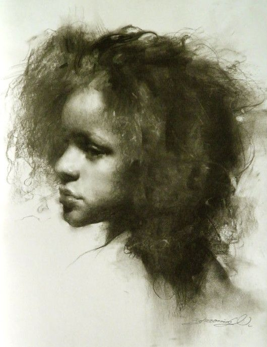 02-Zhaoming-Wu-Our-Essence-Captured-in-Charcoal-Portrait-Drawings-www-designstack-co