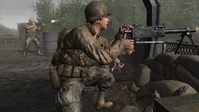 Call of Duty 2 Game Review