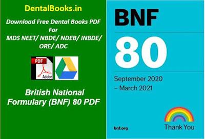 British National Formulary (BNF) 80 PDF