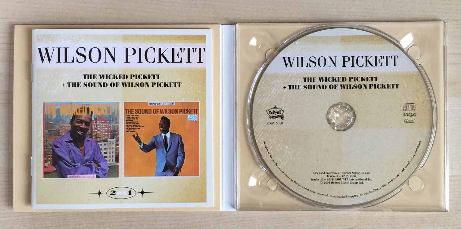 Wilson Pickett Mustang Sally