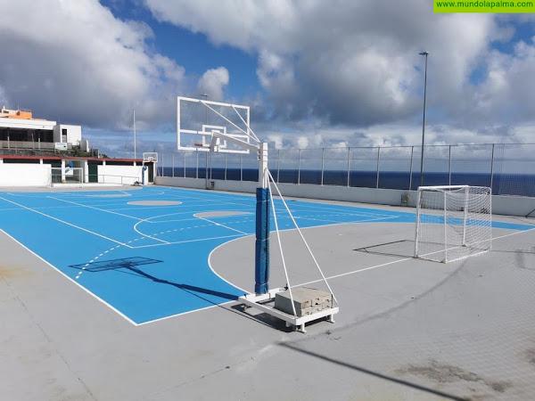 Las instalaciones deportivas de Santa Cruz de La Palma cerrarán a las 20:30 horas