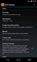 SCR Screen Recorder Pro v.0.19.6-alpha Apk 3