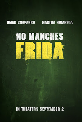 No Manches Frida Poster Film