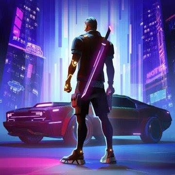Cyberika: Cyberpunk RPG APK Download