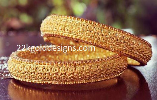 Nalli Gold Bangles