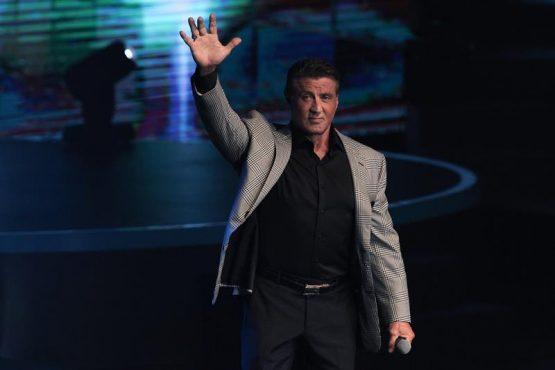 'Continúen levantándose': Sylvester Stallone a jóvenes mexicanos