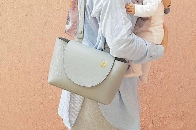KIN Nylon Bag Set