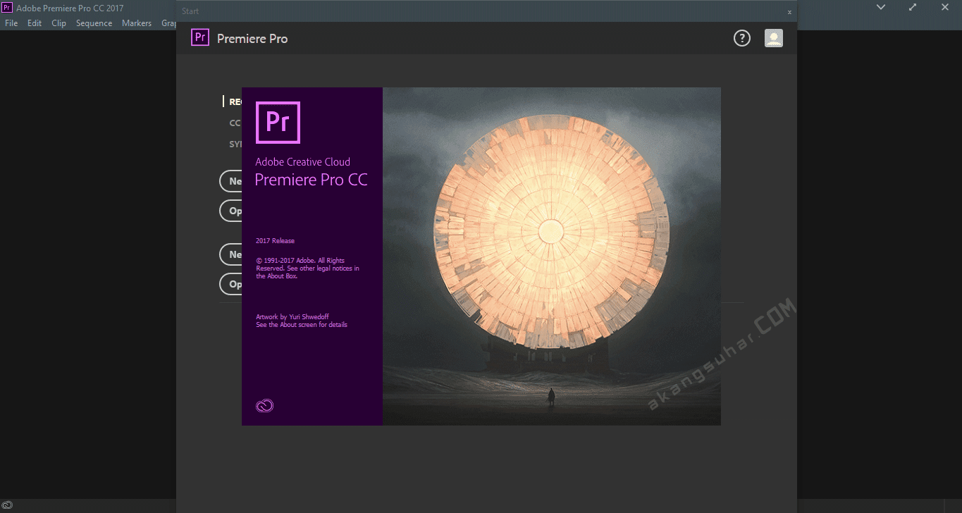 Free Download Adobe Premiere Pro CC 2017 Final Full Version