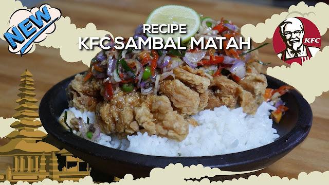 Sambal Matah KFC