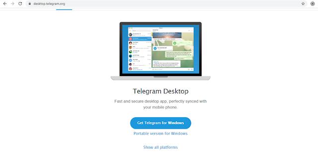 telegram dekstop install 1