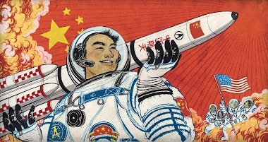 Invest in China Space Programs