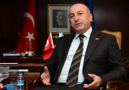 Mevlut Cavusoglu, Hubungan Turki dan Uni Eropa Memburuk