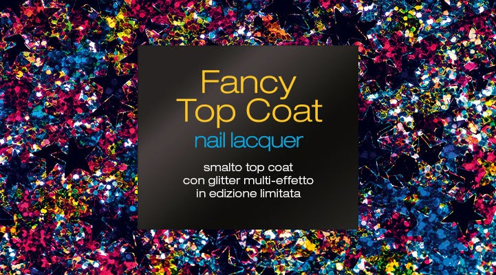 KIKO - Fancy Top Coat Nail Lacquer