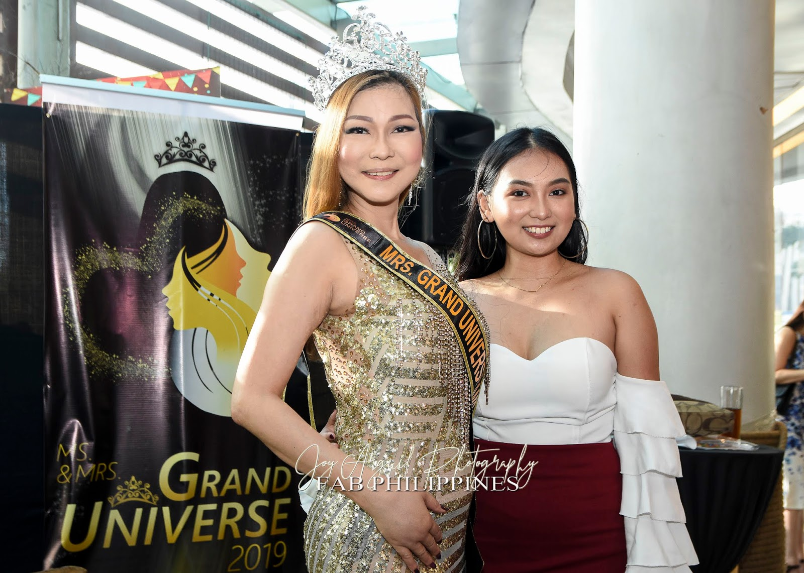 Alma Concepcion Hot fashion and beauty: ms. and mrs grand universe 2019