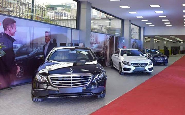 Các hãng xe sang của Đức đến tay khách hàng Việt như thế nào?