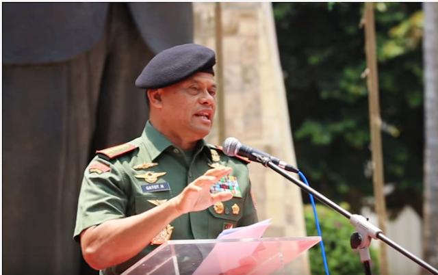 Panglima TNI: Santri Komponen Terbesar Perlawanan terhadap Penjajah