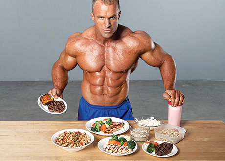 Foods That Build Muscle? They Aren't What You Think