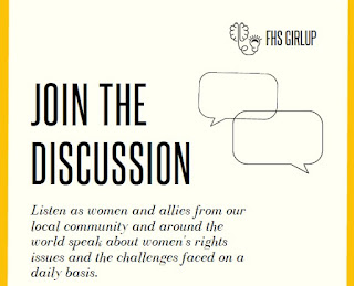 FHS Girl Up Club schedules virtual discussion on women's rights