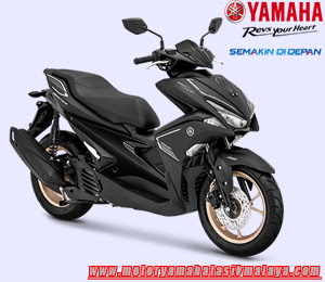 Kredit Motor Yamaha Aerox Tasikmalaya