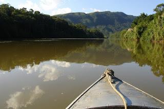 Corpo de uma pessoa foi visto no Rio Ribeira de Iguape em Registro-SP
