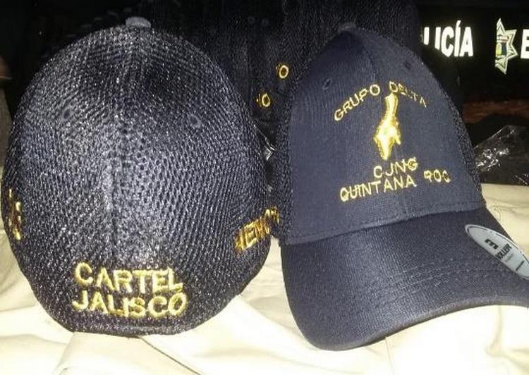 Elementos de Marina y de la Guardia Nacional detienen a 13 sicarios del CJNG en Quintana Roo