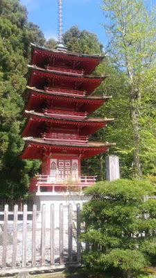 San Francisco Japanese Tea Garden - Pagoda