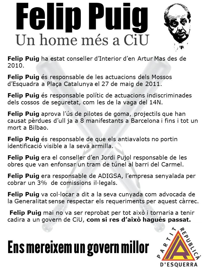 Felip Puig
