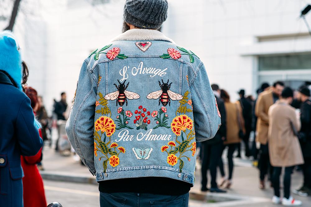 Ancora Embroidery Fashion Trend Tutte Le Cose Ricamate