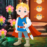 G4K Little Prince Rescue Game