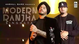 Checkout Singhsta new song Modern Ranjha & its lyrics penned by Singhsta himself