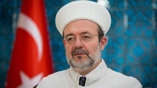 Prof. Dr. Mehmet Görmez Kimdir? Nerelidir?