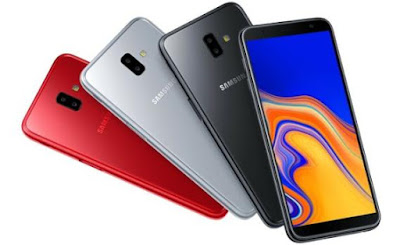 Warna Samsung Galaxy J6+