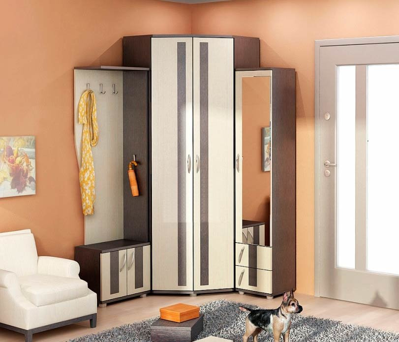 Modern%2BCorner%2BBeige%2BWardrobe%2Bfor%2BYour%2BCool%2BBedroom%2Bwww.decorunits%2B%252811%2529 15 Modern Corner Beige Wardrobe for Your Cool Bedroom Interior