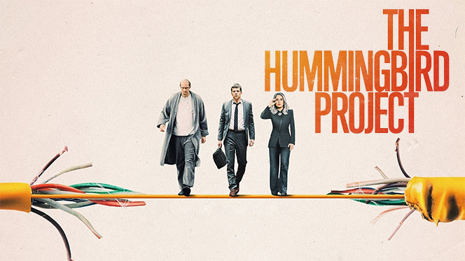 The Hummingbird Project (2018) BRRip 720p Latino-Ingles
