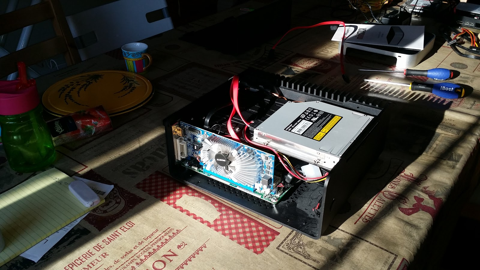 Coyote's Blog: The little server that could