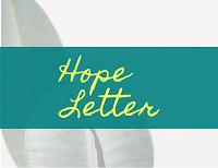Hope Letter Blog Img