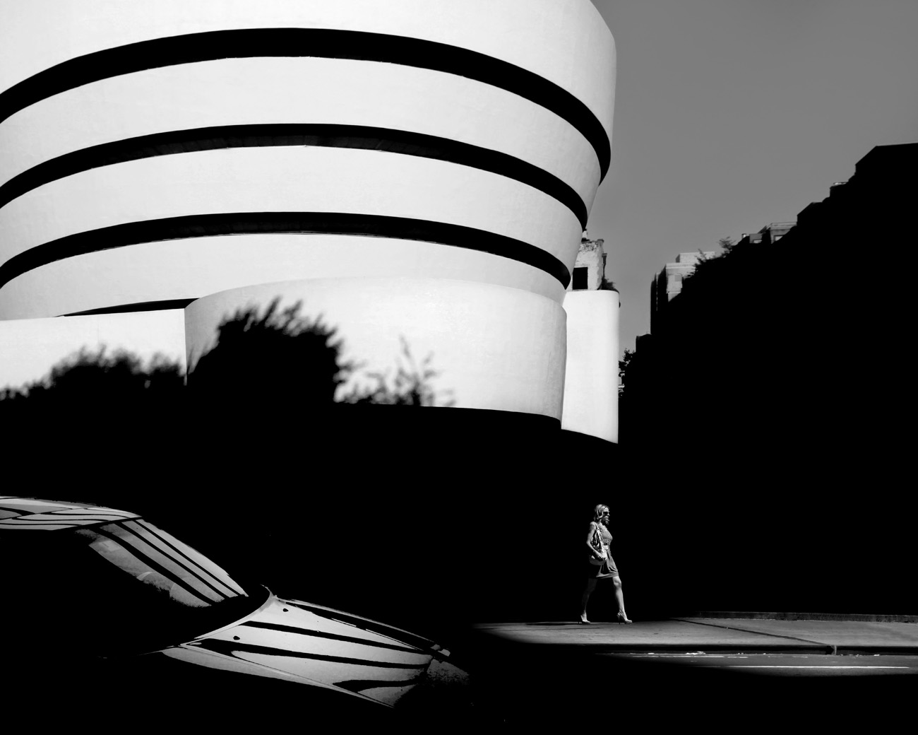 The High Contrast Photography Of Gabriele Croppi