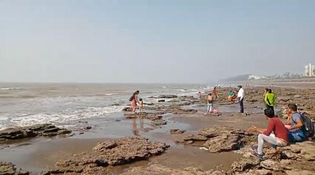 Tithal Beach Information