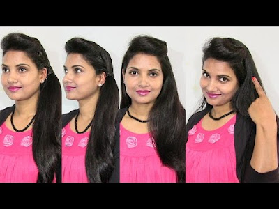 How to Make Puff Hairstyle Step by Step & Beauty Tips