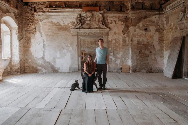 Zwiedzając Dolny Śląsk - Pałac Gorzanów
