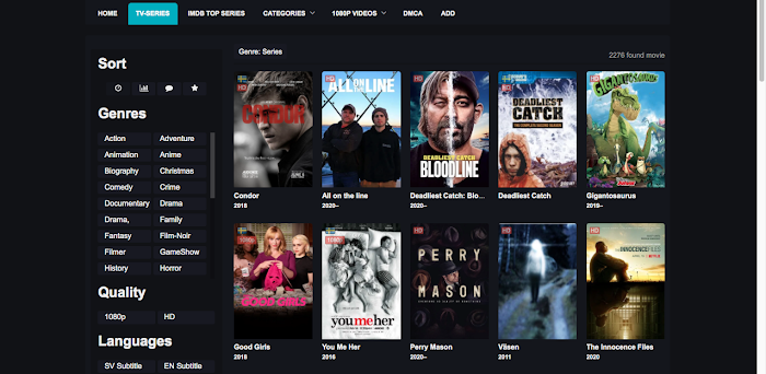 12 Best GOMovies Alternatives To Watch, Download Free Movies and TV Series (2020)