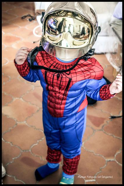 spiderman pompeir