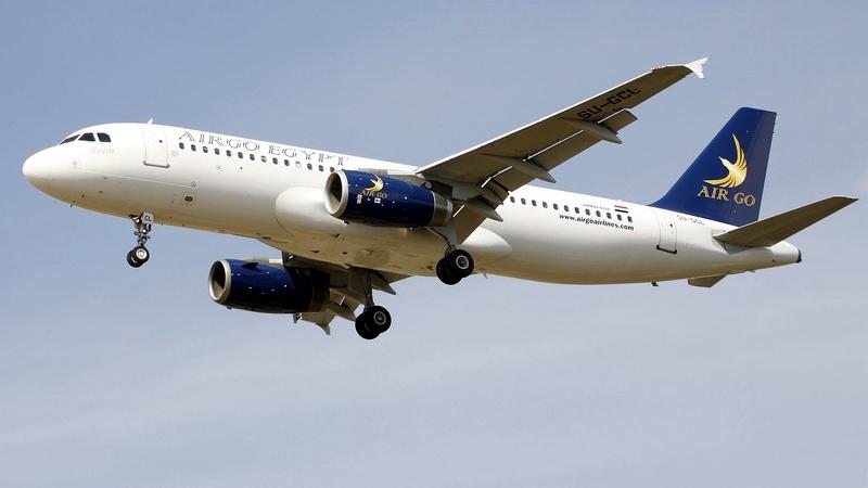 ايرجو مصر Air Go Airlines